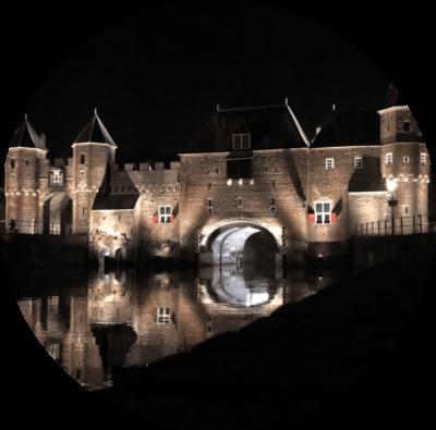 Boekhouder - Amersfoort - Koppelpoort-rond